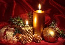 Candles and Christmas (2)