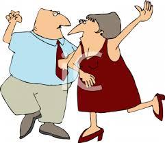 dancing old c