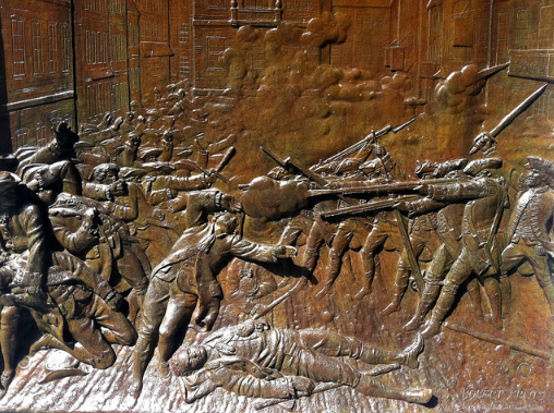 Boston-Massacre-Memorial-relief